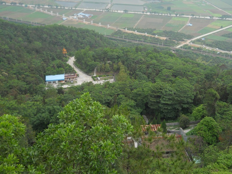 绿岛山庄 - 景点列表