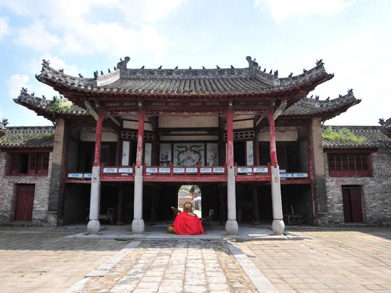 杭州欧式建筑景点