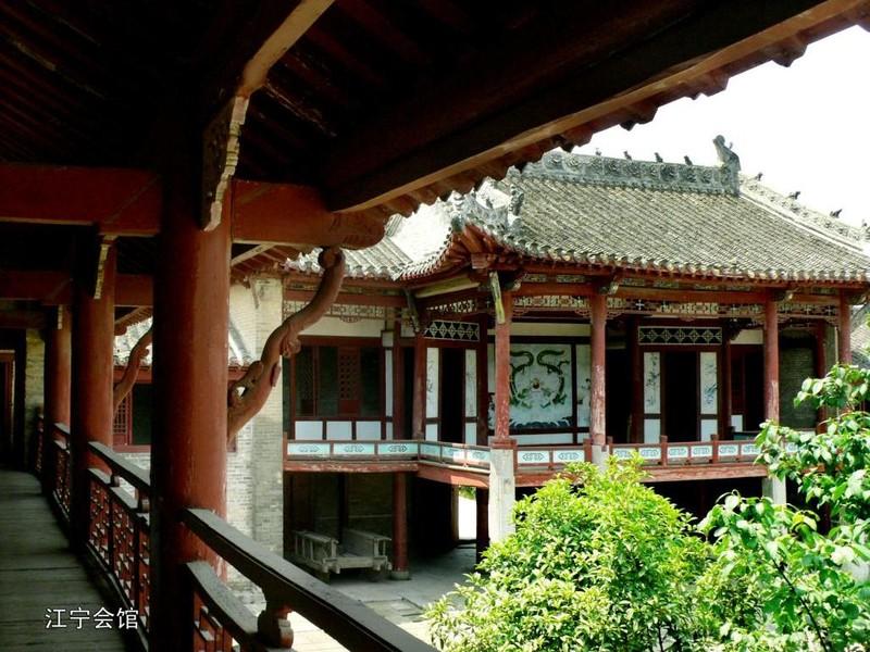 青岛广东会馆老照片