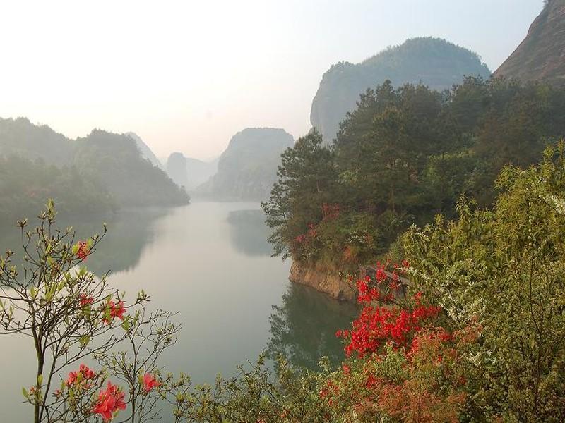仙人寨风景区