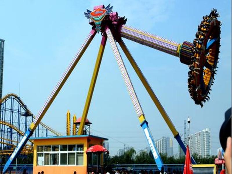 州世纪欢乐园 河南郑州世纪欢乐园门票价格