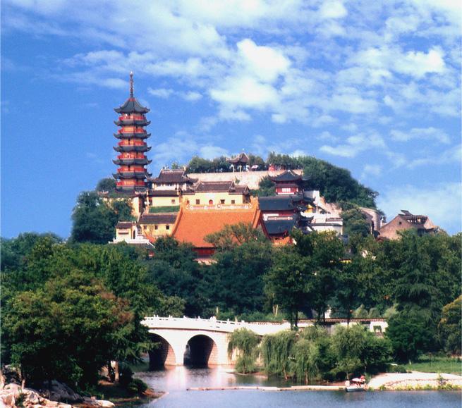 上海附近的旅游景点